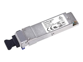 StarTech.com QSFP40LR4ST Main Image from Right-angle