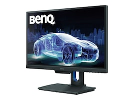 Benq PD2500Q Main Image from Right-angle