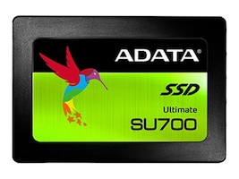 A-Data 240GB Ultimate SU700 SATA 6Gb s 3D NAND 2.5 Internal Solid State Drive (Retail), ASU700SS-240GT-C, 34815961, Solid State Drives - Internal