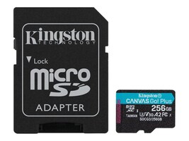 Kingston SDCG3/256GB Main Image from Front