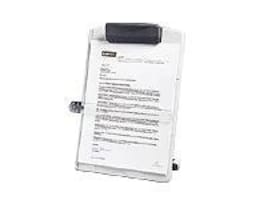 Fellowes Easel-Style Desktop Letter Legal Wide-Form Copyholder, Gray, 21126, 11211022, Office Supplies
