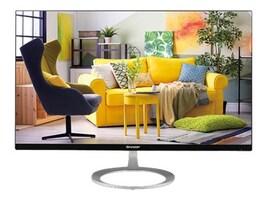 Sharp 23.8 LL-B240 Full HD LED-LCD Monitor, Black, LL-B240, 36598198, Monitors