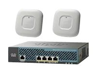 Cisco AIR-AP1702I-A-WLC Main Image from Right-angle