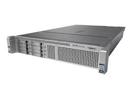 Cisco UCS C240 M4SX (2x)Xeon E5-2660 v3 32GB MRAID, UCS-SPR-C240M4-P1, 17922327, Servers