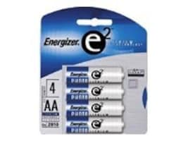 Energizer Energizer Lithium AA Photo Battery, 4-Pack, L91BP-4, 4864404, Batteries - Other