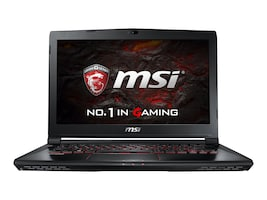MSI Computer GS43VR210 Main Image from Front