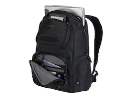 Targus 16 Legend IQ Backpack, Black, TSB705US, 13503301, Carrying Cases - Notebook