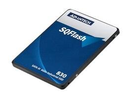 Advantech America 128GB SQFLASH SSD 820 2.5 Internal Solid State Drive, SQF-S25M8-128G-SAE, 33675266, Solid State Drives - Internal