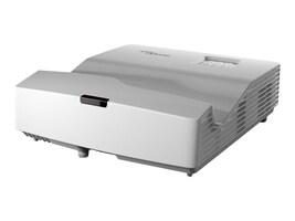 Optoma W330UST WXGA DLP Projector, 3600 Lumens, White, W330UST, 35865602, Projectors