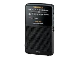Sangean AM FM Analog Tuning Pocket, SR-35, 12876181, Portable Stereos