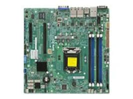 Supermicro Motherboard, Haswell UP X10SLM+-LN4F, MBD-X10SLM+-LN4F-O, 15792223, Motherboards