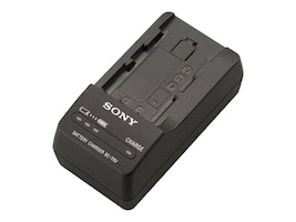 Sony Compact Travel Charger for V, P, H Series Batteries, BCTRV, 11007339, Battery Chargers