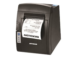 Bixolon BT MFI USB Ethernet Printer - Black, SRP-350PLUSIIICOBIG, 34820728, Printers - POS Receipt