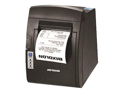 Bixolon BT MFI USB Ethernet Printer - Black, SRP-350PLUSIIICOBIG, 34820728, Printers - POS Receipt