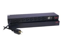 APC Power Distribution Unit Switched 20A 100 120VAC 1U Rackmt (8) 5-20R Outlets, AP7901B, 33650211, Power Distribution Units