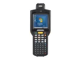 Zebra Symbol MC3200 Rotating Head, 1D Laser, 38-key, Wi-Fi 802.11abgn, BT, Std Battery, Win CE 7, MC32N0-RL3SCLE0A, 17678934, Portable Data Collectors