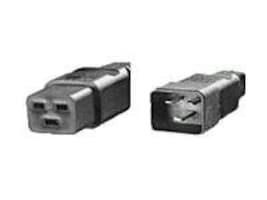 Server Technology IEC 60320 C20 to C19 Power Jumper Cord, 12AWG, 20A 16A, 250VAC, 8ft, PMC1-0-1, 16483027, Power Cords