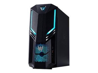 Acer Predator Orion 3000 PO3-600 Tower Core i7-8700 3.2GHz 16GB 256GB SSD GTX1070 DVD-RW ac BT GbE W10H64, DG.E11AA.001, 35999416, Desktops