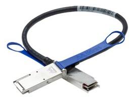 Mellanox QSFP Mellanox Passive Copper Cable, 2m, MCP1600-C002, 19336866, Cables