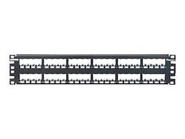 Panduit Mini-Com All Metal Shielded Modular Patch Panels, CP48BLY, 8369371, Patch Panels