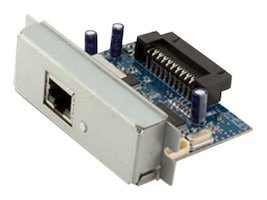 Pos-X Ethernet Interface Card for EVO Thermal Receipt Printers, EVO-PT3-1CARDE, 16036657, Controller Cards & I/O Boards