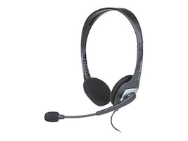 Cyber Acoustics USB Stereo Headset (Retail Package), AC-8020, 33117281, Headsets (w/ microphone)