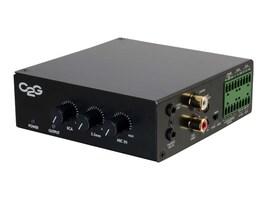 C2G 8 OHM 50W Audio Amplifier - Plenum Rated, 40880, 17695603, Music Hardware