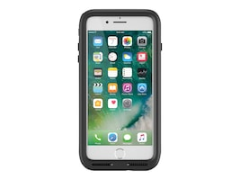 OtterBox Pursuit Series Case for iPhone 7 Plus 8 Plus, Black Clear, Pro Pack, 77-58256, 34708381, Carrying Cases - Phones/PDAs
