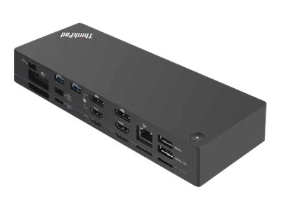 Lenovo Thunderbolt 3 Workstation Dock, 230W