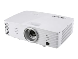 Acer X1385WH WXGA DLP 3D Projector, 3200 Lumens, White, MR.JL511.009, 32158304, Projectors