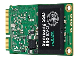 Samsung 1TB 850 EVO mSATA Internal Solid State Drive, MZ-M5E1T0BW, 36568335, Solid State Drives - Internal