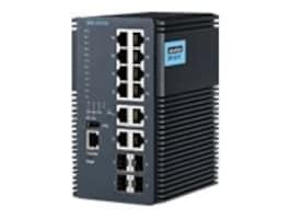 Quatech INDUSTRIAL DIN-RAIL SWITCH W  16 NON-POE, EKI-9316-C0ID42E, 35166182, Network Switches