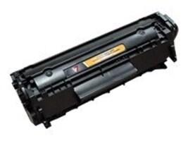 V7 Q2612A Black Toner Cartridge for HP LaserJet 1010 1012 & All-In-One 3015 3030, V712AG, 11055605, Toner and Imaging Components