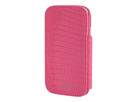 Kensington Portafolio Duo Wallet for Samsung Galaxy S III, Pink, K39614WW, 14989964, Carrying Cases - Phones/PDAs