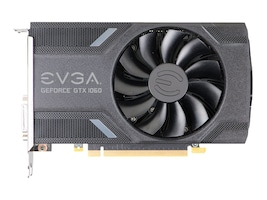 eVGA GeForce GTX 1060 PCIe 3.0 x16 Graphics Card, 3GB GDDR5, 03G-P4-6160-KR, 32577251, Graphics/Video Accelerators