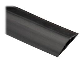Black Box 0.5 x 0.312 DIA FloorTrak Cable Cover, Black, 10ft, FK210-R2, 36110797, Cable Accessories