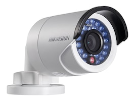 Hikvision 3MP Day and Night IR Mini Bullet Network Camera with 4mm Lens, DS-2CD2032-I-4MM, 31927950, Cameras - Security