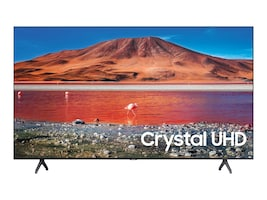 Samsung 55IN 7000 FLAT 4K UHD SMARTTV  MNTRHDR 120 MR, UN55TU7000FXZA, 38308393, Televisions - Consumer