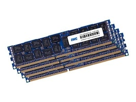 Other World 64GB PC3-14900 240-pin DDR3 SDRAM RDIMM Kit for 2013 Mac Pro, OWC1866D3R9M64, 35019625, Memory