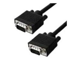 4Xem HDDB15 VGA M M Cable, Black, 6ft, 4XVGAMM6FT, 16920670, Cables