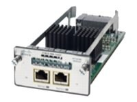 Cisco C3KX-NM-10GT Main Image from Right-angle