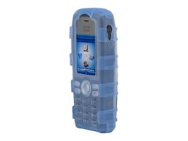 Zcover Silicone Back Open Dock-In-Case for Cisco 7925G 7925G-EX, Blue, CI925BBL, 16579344, Carrying Cases - Phones/PDAs