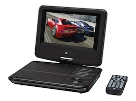 GPX Portable 7 DVD Player, PD701B, 35393094, DVD Players - Portable