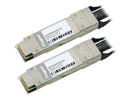 C2G (Cables To Go) QSFP56GPDAC3M-LEG Main Image from Left-angle