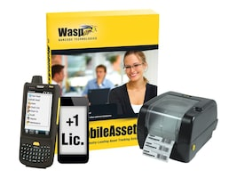 Wasp MobileAsset Pro Solution w  HC1, WPL305 Printer, Smartphone License, 3 Hr Training, 633808927660, 17343464, Portable Data Collector Accessories