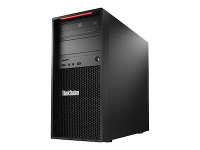 Lenovo ThinkStation P520c Tower Xeon 6C W-2235 3.8GHz 16GB 512GB OPAL DVD+RW GbE 500W W10PWS64, 30BX008DUS, 38252166, Workstations