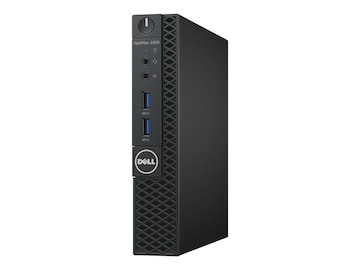 Dell OptiPlex 3050 3.4GHz Core i3 4GB RAM 500GB hard drive, 9DMCN, 33864569, Desktops