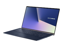 Asus Zenbook Core i7-8565U 1.8GHz 16GB 512GB PCIe ac BT WC GTX1050 15.6 FHD W10-64 Dark Blue, UX533FD-DH74, 36254459, Notebooks