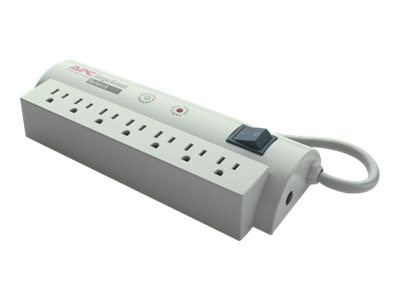 APC Network SurgeArrest, 1680 Joules, (7) 5-15R Outlets, 6ft Cord, Instant Rebate - Save $2, NET7, 1611, Surge Suppressors