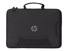 HP 11.6 Always On Notebook Case, Black, 2MY57AA, 34732365, Carrying Cases - Notebook
